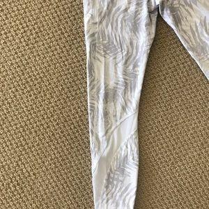 Lululemon Printed Running Leggings